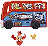 Smashers Fútbol Bus con 2 figuras, Football (Famosa 700014384)