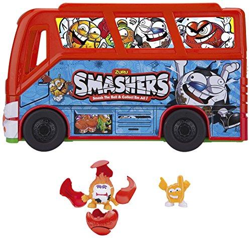 Smashers–Fußball Bus mit 2Figuren, (Berühmte 700014384) (Epic Sport-fußball)