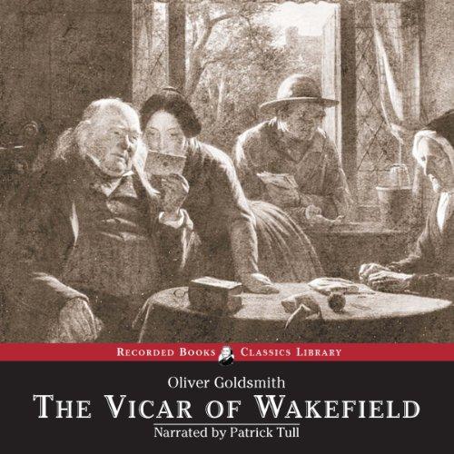 Vicar of Wakefield  Audiolibri