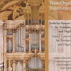 Festliches Konzert für Trompete und Orgel