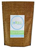 Kaffee Peeling Body Scrub - Love & Coffee - JollaaNatural ❤ - 200g - Körperpeeling - Mandelöl - Coffee - Kokosöl - Avocadoöl
