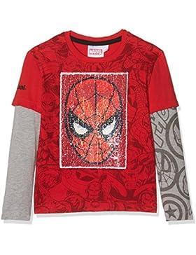 Desigual TS_Net, Camisa Manga Larga para Niños