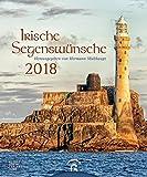 Irische Segenswünsche 2018: Postkartenkalender zum Aufstellen bei Amazon kaufen