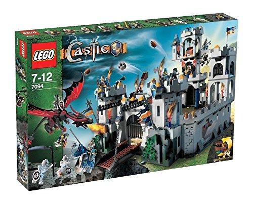 LEGO Castle 7094 - Große Königsburg (Lego Burgen)