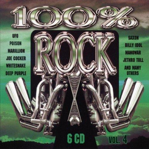 100 Prozent Rock Vol.4 (Rock Prozent 100)