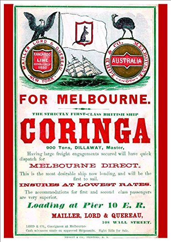 kangaroo-line-for-melbourne-the-strictly-first-class-british-ship-coringa-a4-glossy-art-print-taken-