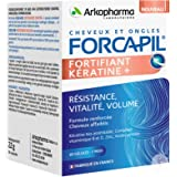 Arkopharma - Fortifiant Kératine 180 gélules Forcapil Cheveux et ongles Arkopharma