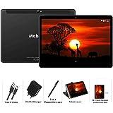 Tablette Tactile 10 Pouces Android 9.0 Pie MEBERRY - 64Go, 4Go de RAM Tablette 4G LTE Dual SIM, GPS, WiFi, Bluetooth, Type-c - 5.0+8.0 MP Caméra - Noir