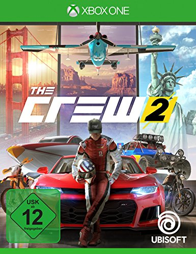 The Crew 2 - Xbox One [Edizione: Germania]
