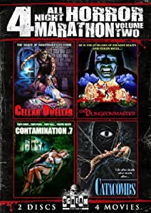 Scream Factory All Night Horror Movie Marathon 2 [DVD] [Region 1] [US Import] [NTSC]