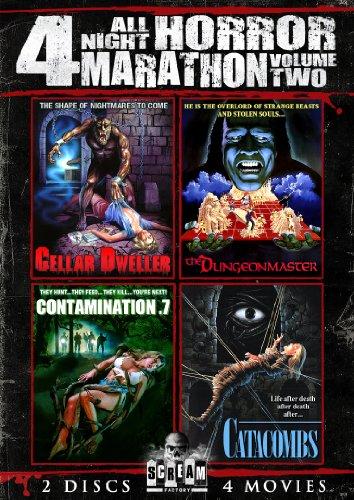 Scream Factory All Night Horror Movie Marathon 2 [DVD] [Region 1] [NTSC] [US Import]