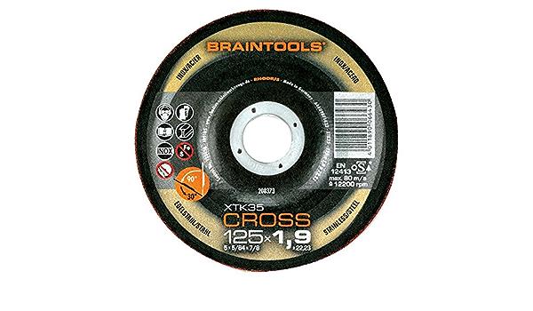 115MM XT35 CROSS By RHODIUS 1.9MM GRINDING /& CUTTING DISC
