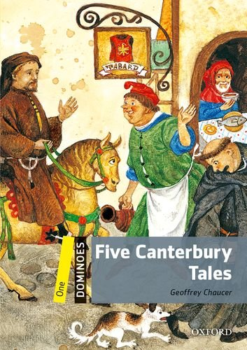 Dominoes: One: Five Canterbury Tales por Geoffrey Chaucer