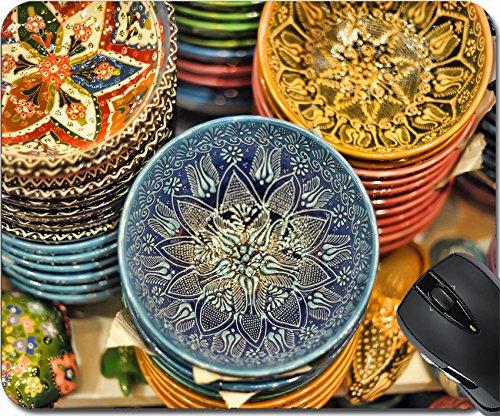 MSD 30129616 Mauspad aus Naturkautschuk, türkisches Geschirr - Türkische Keramik