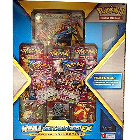 Pokemon - Mega Metagross-EX Premium Collection (EN)