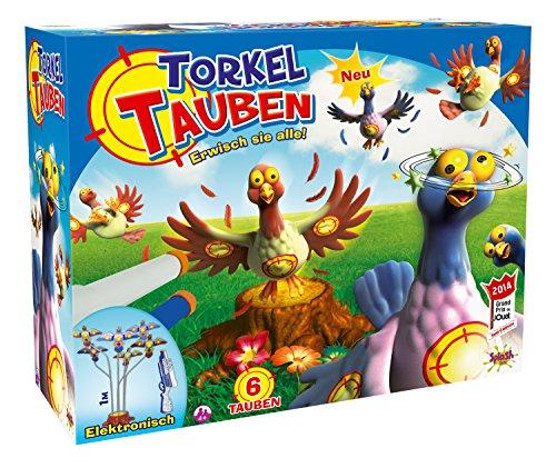 Splash Toys 56181 - Geschicklichkeitsspiel - Torkel Tauben