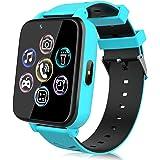 Smartwatch per Bambini, Orologio Telefono per Ragazzo e Ragazza Touchscreen con Fotocamera, Lettore Musicale, Giochi, Torcia,