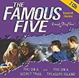Five On Treasure Island & Five On a Secret Trail...