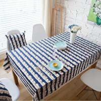 GS~LY Meubles Décoration nappes / Daisy / rectangulaire nappes coton pastorale , 100*140 - Gs Daisy