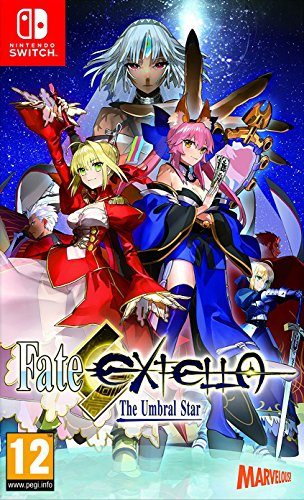 Fate Extella pour Nintendo Switch