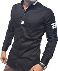 S.N. Men's Cotton Shirt