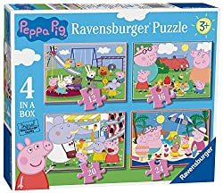 Ravensburger - Peppa Pig - Puzzle 4 in 1 Box