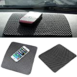 #1: Anti Slip Silica Gel Skidproof Pad Mat Mobile Phone Holder For Car DashBoard
