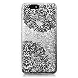 CASEiLIKE Nexus 6P case, Mandala Art 2093 Pattern TPU Case