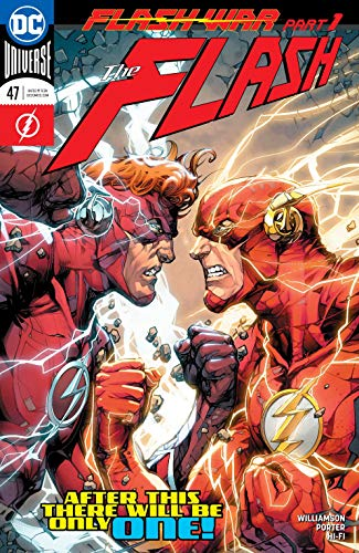 The Flash (2016-) #47 (English Edition) eBook: Joshua Williamson ...
