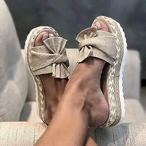 Vente Femmes Savannah Plat Open Toe Post Casual Slip On Sandales L6R680