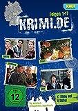 DVD Cover 'Krimi.de, Folgen 1 - 17 [4 DVDs]