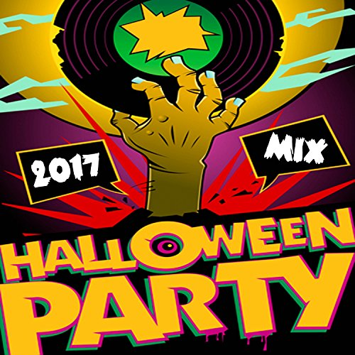 2017 Halloween Party Mix