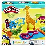 Hasbro B1168EU4 Play-Doh Safari Knetwelt