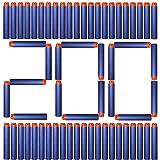 Limirror 200er Refill Bullets für N-Strike Elite, Nachfüllpack Spielzeug für draußen, Darts Pfeile für Nerf Zubehör (200er, Blau)