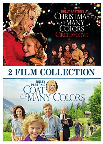 Preisvergleich Produktbild DOLLY PARTON'S COAT OF MANY COLORS / CHRISTMAS OF - DOLLY PARTON'S COAT OF MANY COLORS / CHRISTMAS OF (2 DVD)