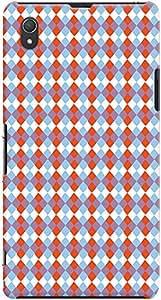 Kasemantra Geometric triangles Case For Sony Xperia Z1