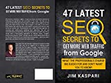 47 Latest SEO Secrets to Getting More Web Traffic From Google: What the professionals charge big bucks for and don't want you to know. (English Edition)