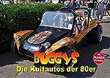 Buggys - die Kultautos der 80er (Wandkalender 2019 DIN A4 quer): Mit dem Kult-Klassiker der 80er durch das Jahr (Geburtstagskalender, 14 Seiten ) (CALVENDO Mobilitaet)