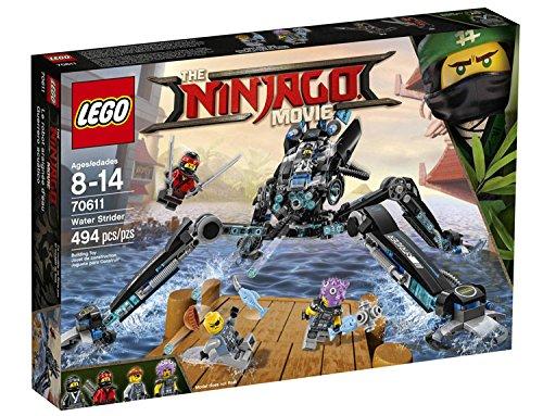 Lego Ninjago Film 70611 - Idropattinatore