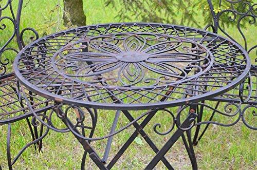 Tavoli Da Terrazzo In Ferro : Mobili da giardino tavolo da giardino tavolo da terrazza tavolo