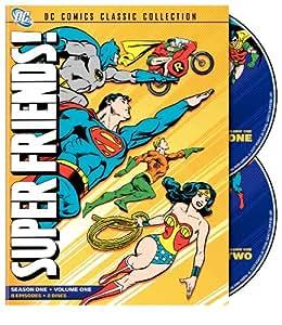 Superfriends: Season One V.1 [DVD] [Region 1] [US Import] [NTSC]