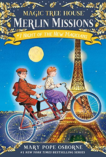 Magic Tree House 35. Night of the New Magicians: A Merlin Mission por Mary Pope Osborne