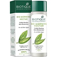 Biotique Bio Morning Nectar Visibly Flawless Skin Moisturizer, 120ml