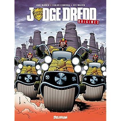 Judge Dredd - Tome 1 - Origines