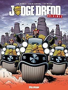 Judge Dredd - Tome 1 - Origines