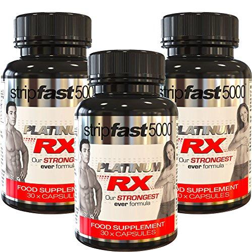 Strong Weight Loss Support Diet Pills For Men & Women (3 x Bottles) Test
