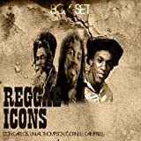 Reggae Icons Box Set