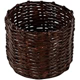 Paperwings Paper Storage Basket (3 Liters, Brown)