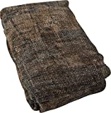 Camo Burlap Blind Material for Ground Blinds, Tree Stands, and Duck Blinds - Oakbrush Camo (54