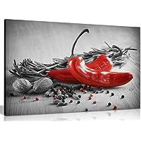 Impression sur toile murale Herbes & Spices (18 x 12 cm)